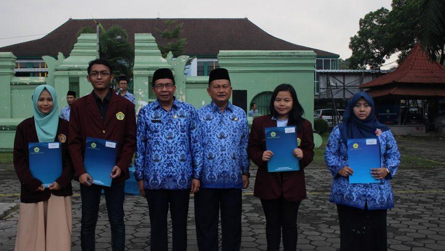 Upacara Kesadaran Nasional Universitas Sultan Ageng Tirtayasa