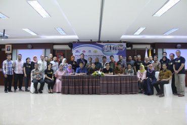 Forum WR 1 BKS-PTN Barat, Siapkan E-Learning