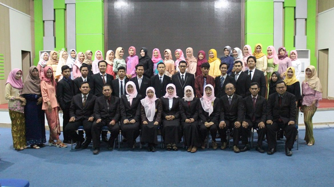 YUDISIUM FACULTY OF AGRICULTURE UNTIRTA WAVE II YEAR 2018