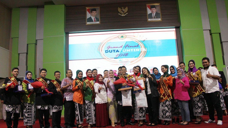 Grand Final of Duta UNTIRTA 2018 (Ambassador of Untirta 2018)