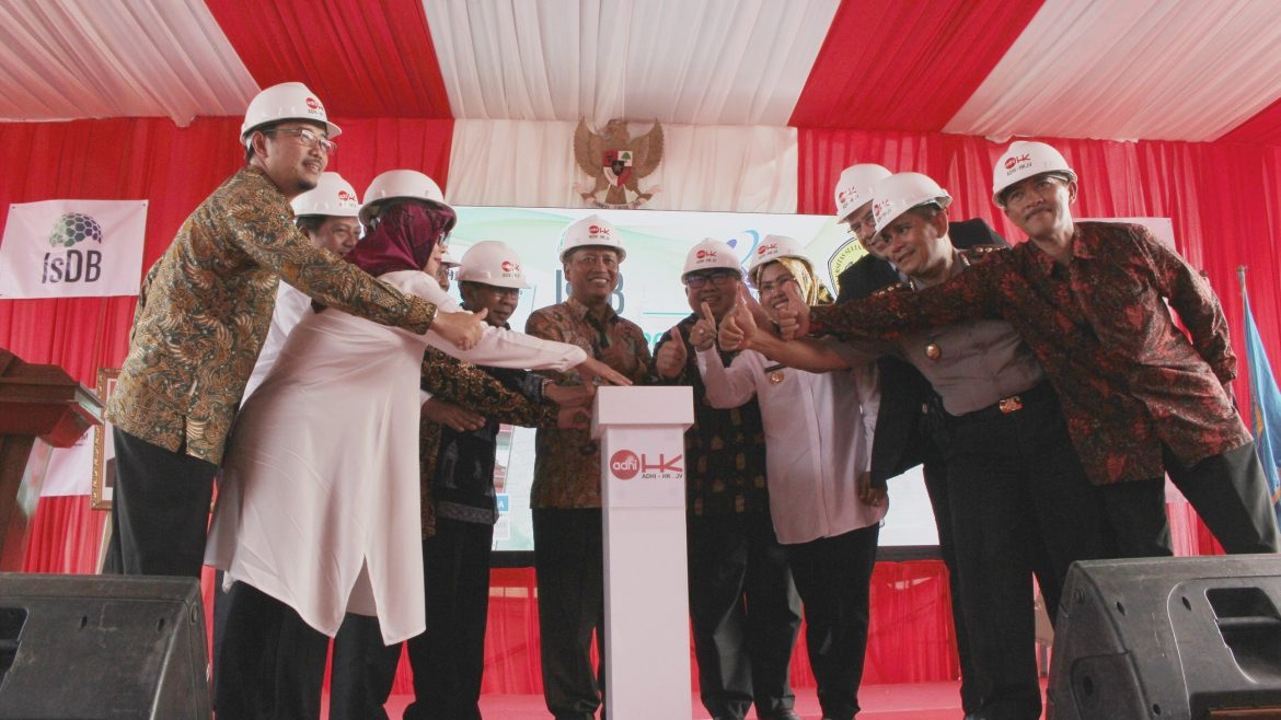 Minister of the Ministry of Research, Technology and Higher Education Inaugurated the Groundbreaking of the Construction of Untirta's New Campus Building