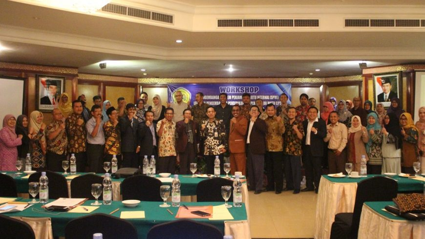 LP3M Untirta Selenggarakan Workshop Pengembangan Sistem Penjaminan Mutu Internal (SPMI)