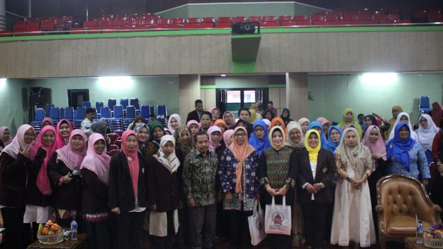 Pascasarjana mengadakan Kuliah Pakar Teknologi Pembelajaran Konsentrasi PAUD.