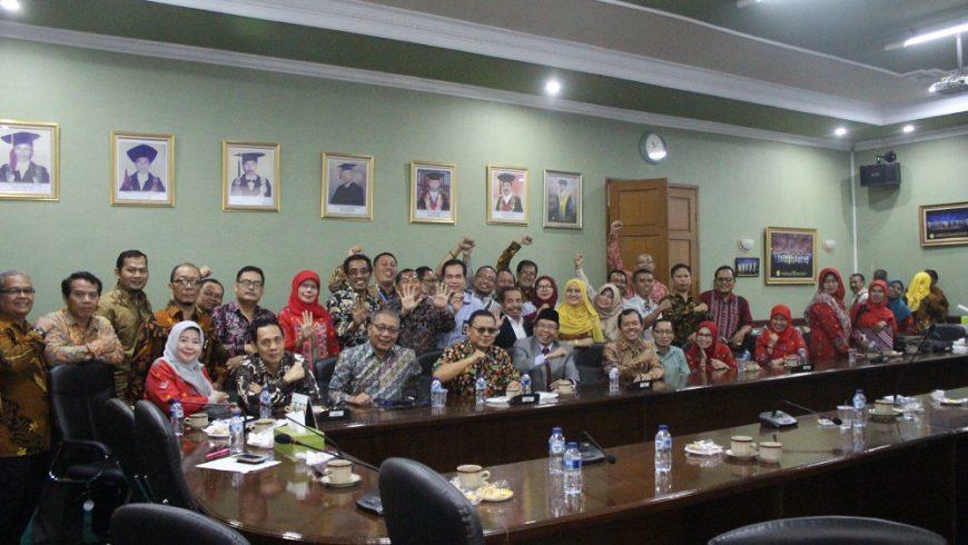 Rapat Senat Untirta menghasilkan 3 Nama Calon Rektor Untirta Priode 2019-2023