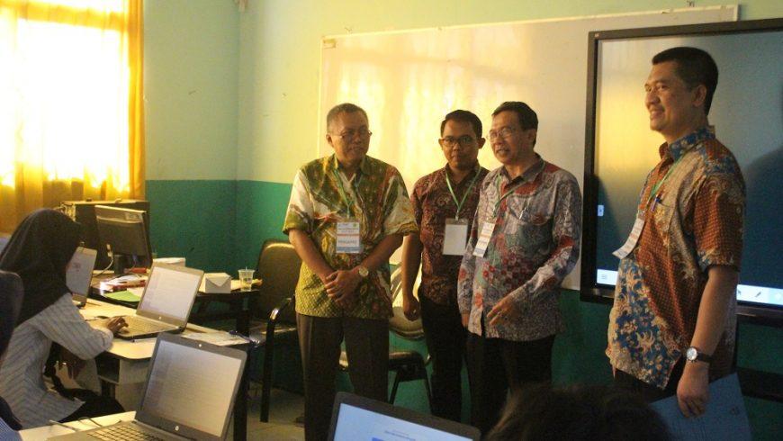 Pusat UTBK 311 Banten (Untirta) Laksanakan UTBK 2019