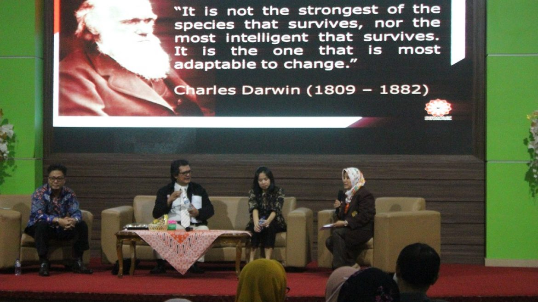 (Bahasa) Pascasarjana Untirta Selenggarakan  Seminar Nasional Inovasi Guru di Era Industri 4.0