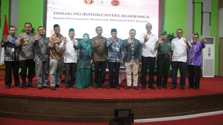 (Bahasa) Untirta dan BNPT ( Badan Nasional Penanggulangan Terorisme ) Selenggarakan Kuliah Umum