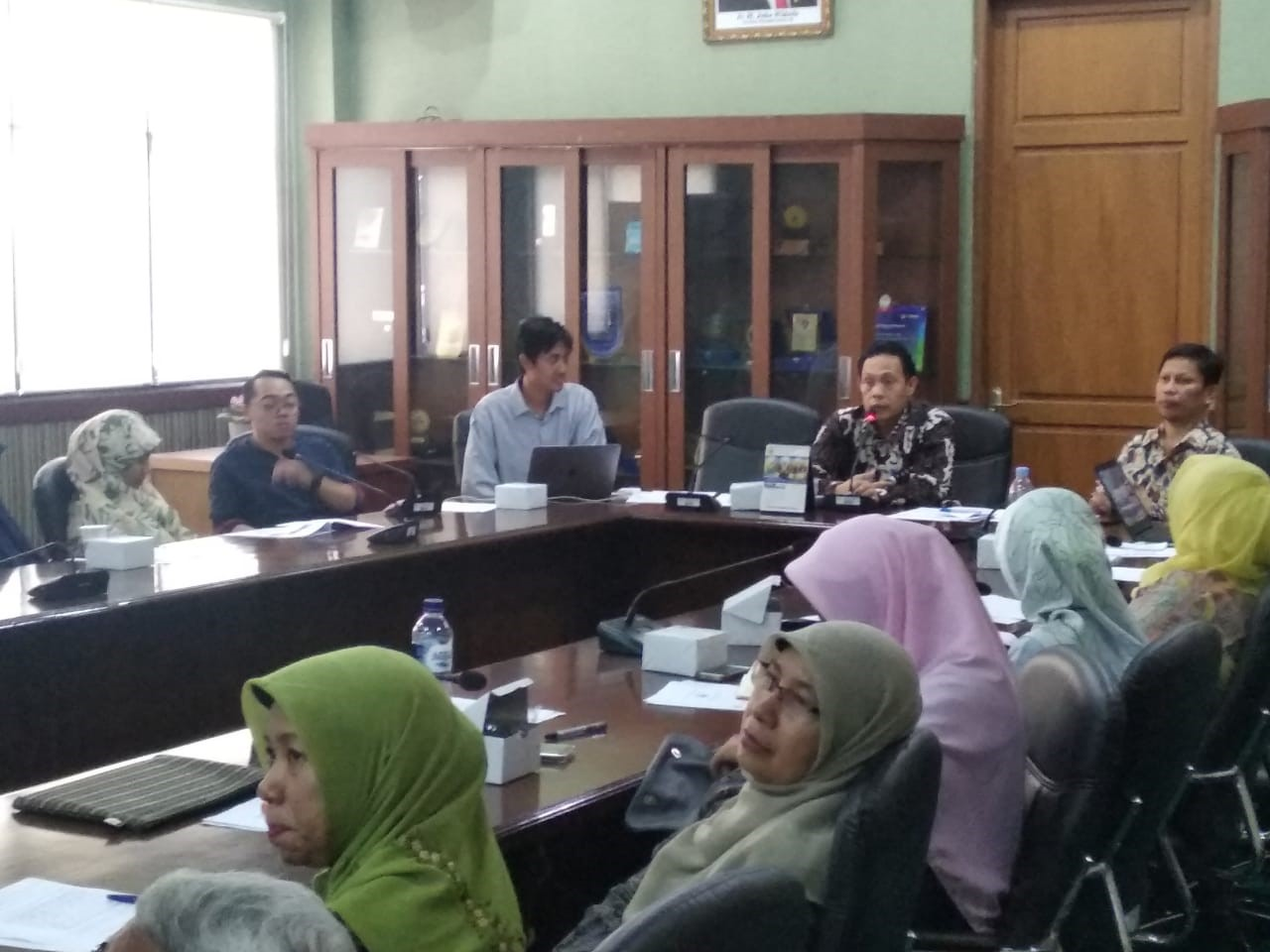 Training of Trainers (TOT) Ketahanan Pangan