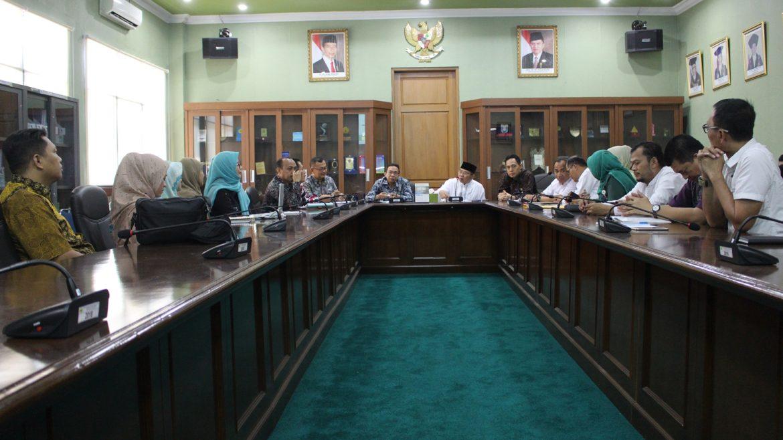 (Bahasa) Untirta bersama Stake Holder terkait Lakukan FGD Grand Design Pembangunan Kesehatan Provinsi Banten