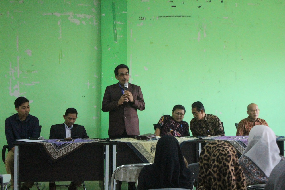 (Bahasa) FKIP Untirta Jalin Silaturahmi Antar Prodi dan Orang Tua Mahasiswa Jalur SMMPTN Barat 2019
