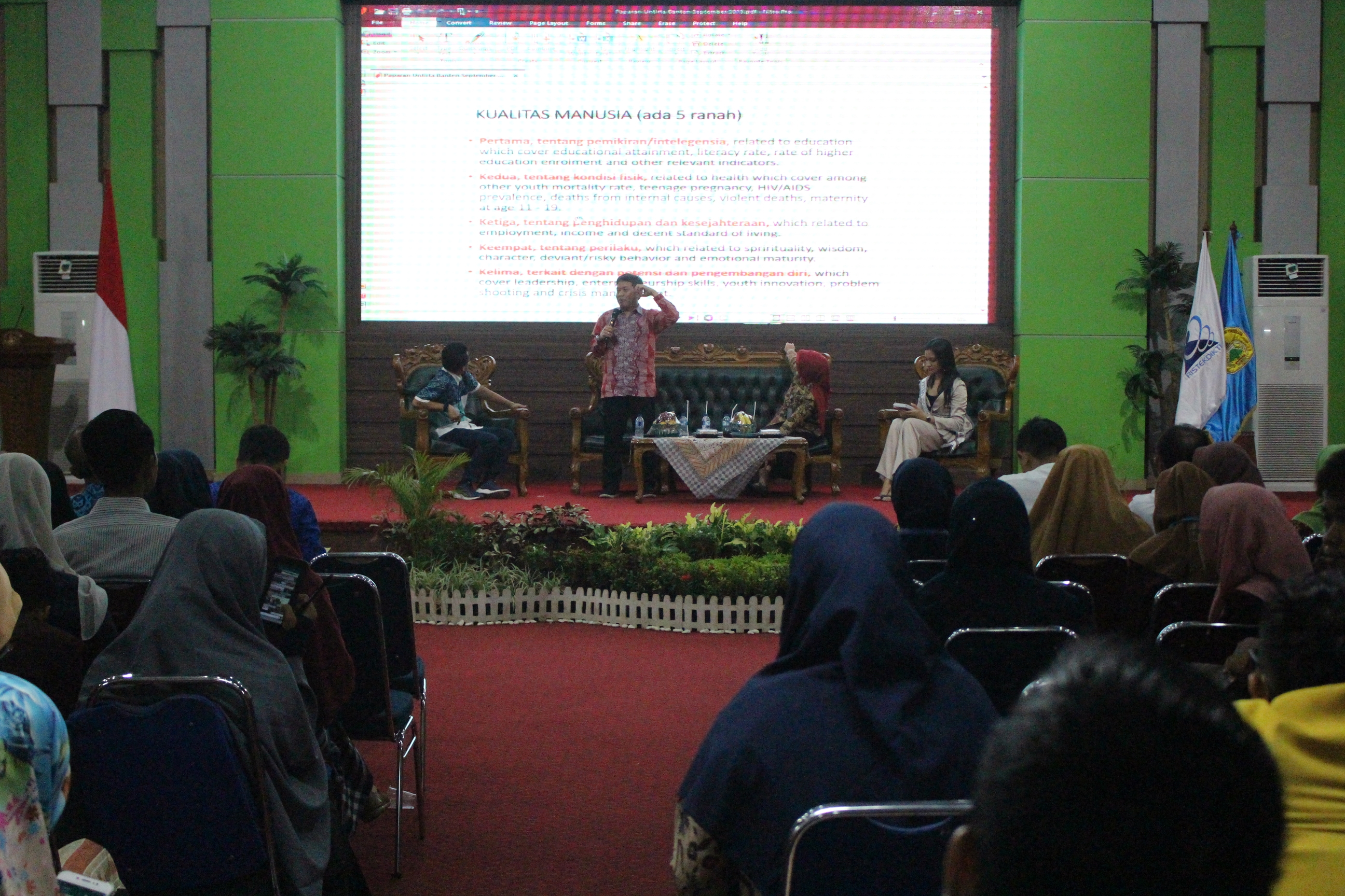 (Bahasa) Koalisi Kependudukan Indonesia Selenggarakan Dialog Kampus