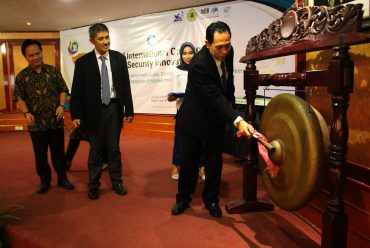 The Center of Excellence for Science and Technology of University of Sultan Ageng Tirtayasa Held the 3rd International Conference on Food Security (ICFSI)