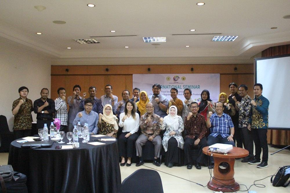 """(Bahasa) Fakultas Hukum Untirta Selenggarakan Internasional Seminar """"Food Security"""""""