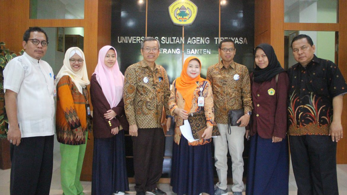 Monitoring and Evaluation Program of PERMATA at Untirta Held by UNSRI