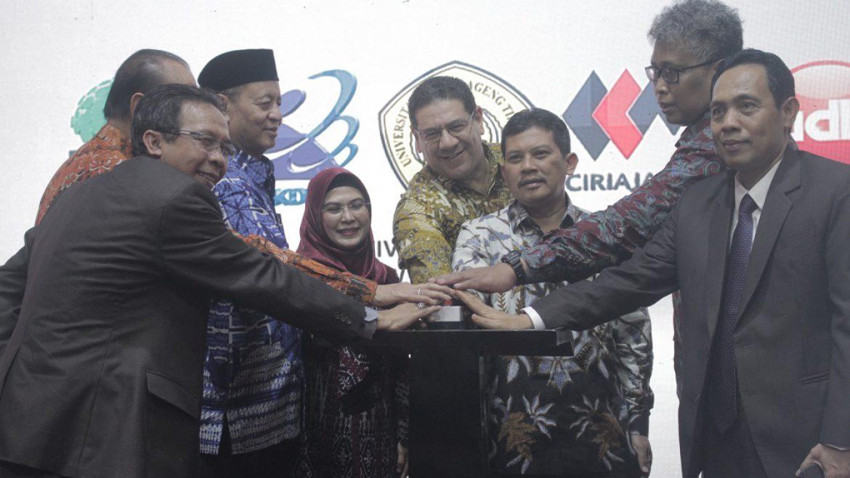 (Bahasa) Soft Launching Dua Gedung Untirta Kampus Sindangsari