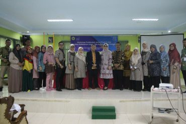 (Bahasa) Prodi S1 Gizi Fakultas Kedokteran Untirta Menyelenggarakan Workshop Pembuatan Jurnal
