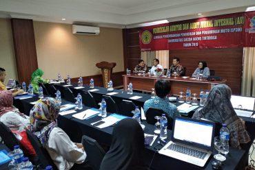 LP3M Untirta Selenggarakan Pembekalan Auditor dan Audit Jurnal Internal (AJI)