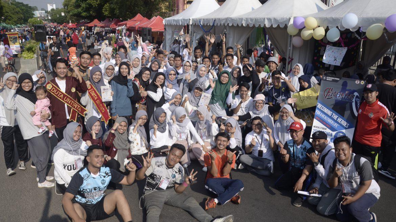 (Bahasa) Mahasiswa FK Untirta Gelar Health Fair