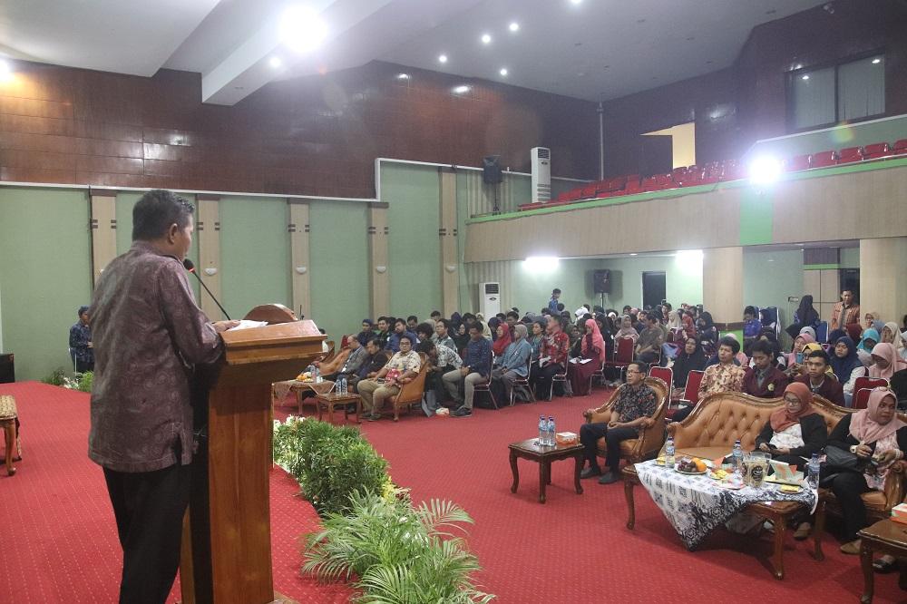 (Bahasa) Himpunan Mahasiswa Perikanan Gelar Seminar Nasional dan Grand Launching MAFIHA
