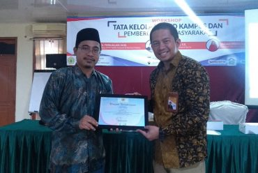 (Bahasa) UPZ Rumah Amal Masjid Syeikh Nawawi Al-Bantani Kampus Untirta Gelar Workshop Tata Kelola Masjid Kampus dan Pemberdayaan Masyarakat