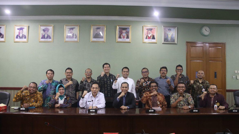 (Bahasa) Rektor UNILA Kunjungi Untirta Dalam Rangka Jajaki Kembali Kerjasama