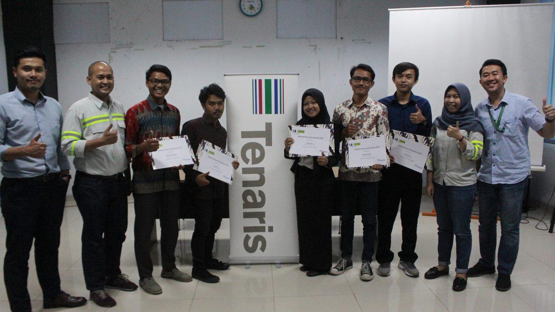 (Bahasa) Tenaris SPIJ Berikan beasiswa Kepada 5 Mahasiswa FT Untirta