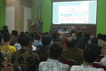 Untirta Sosialisasikan Jalur PMB dan KIP-K Pada Guru SMA Se-Kota dan Kab Tangerang Serta Kota Tangsel