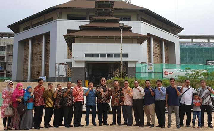 Untirta Optimically Integrates Smart Green Campus
