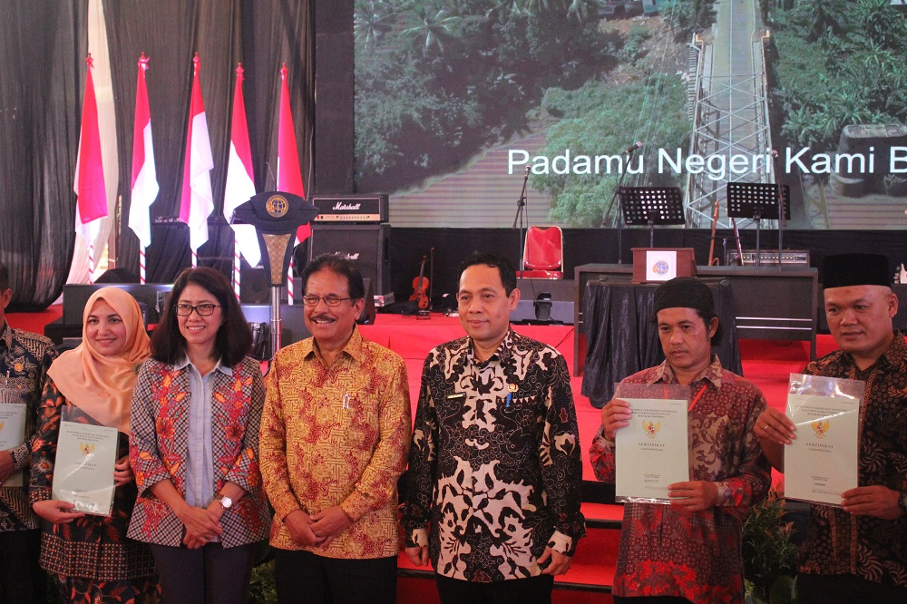 Untirta Established Cooperation with National Land Agency of Banten