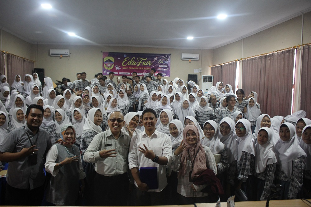 Edu Fair was Held by Untirta to Socialize SNMPTN & SBMPTN to High School Students
