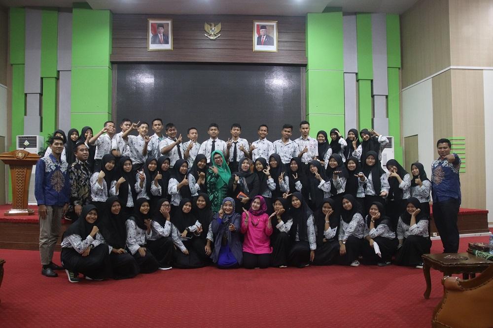 Hidupkan Semangat Melanjutkan Pendidikan, SMAN 26 Kabupaten Tangerang Ajak Peserta Didik Kunjungi Untirta