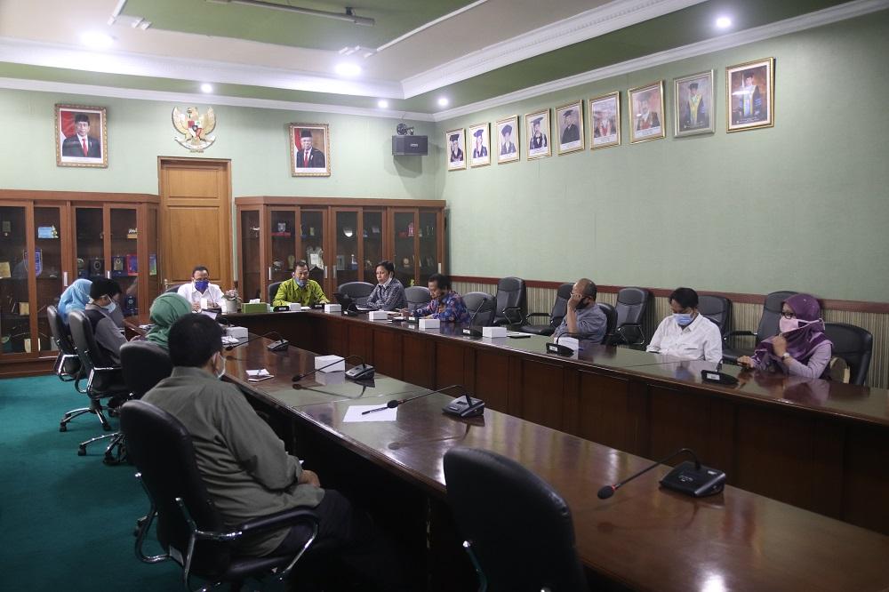 Wujudkan Visi, Untirta Siap Meraih Sertifikasi di Level ASEAN