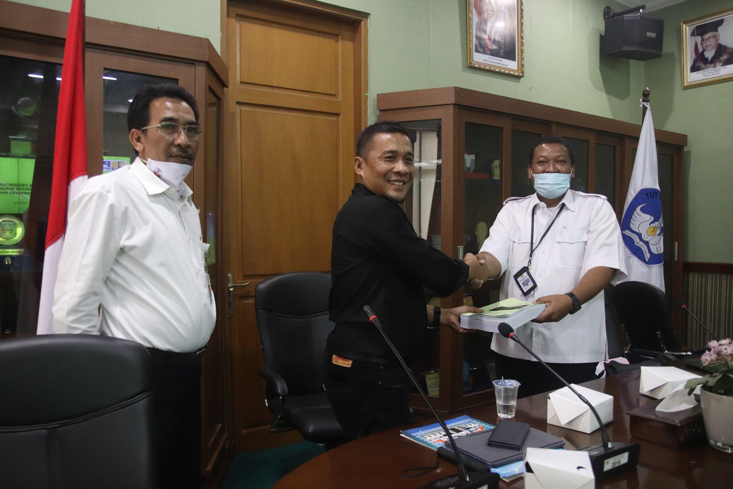Untirta Lakukan Audiensi dengan BPPW Banten Terkait Rencana Pembangunan Gedung Perkuliahan dan Rusunawa