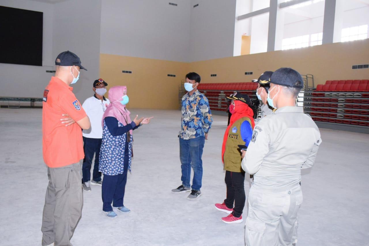 Satgas Penanganan Covid19 Kabupaten Serang Ijinkan Wisuda Offline Untirta