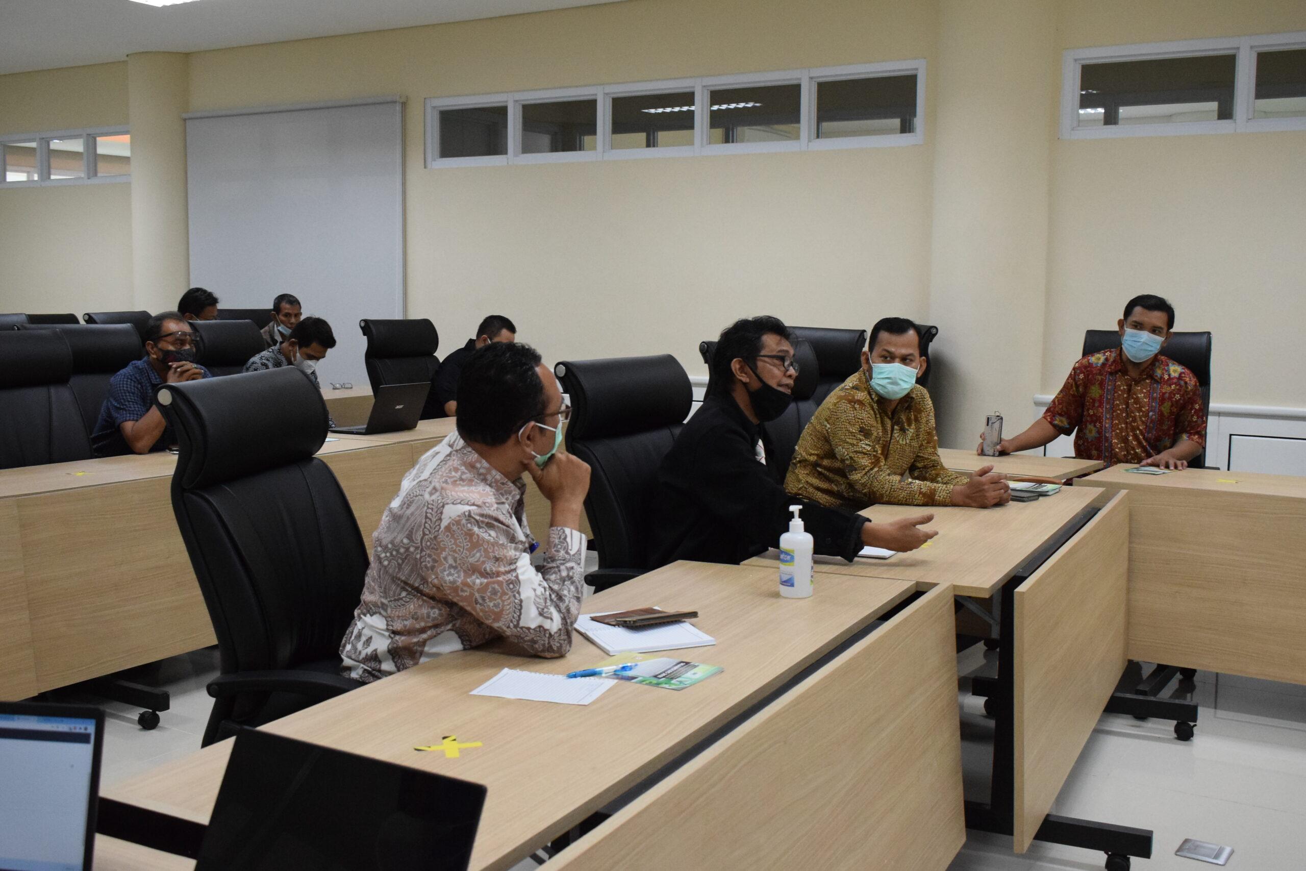 Seamolec dan Untirta Rintis Kerjasama Magang dan Studi Independen Bersertifikat Kampus Merdeka