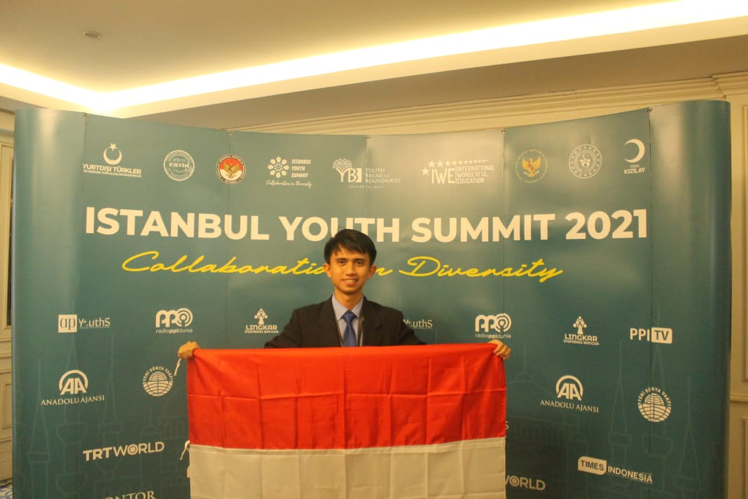 "MENGGAPAI MIMPI KE NEGERI OTTOMAN DENGAN PRESTASI  ""Istanbul Youth Summit 2021 Edition"""