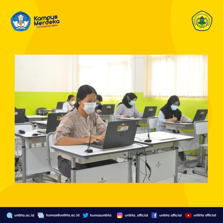 UTBK Hari Keenam – Pusat UTBK 311 Banten/Untirta