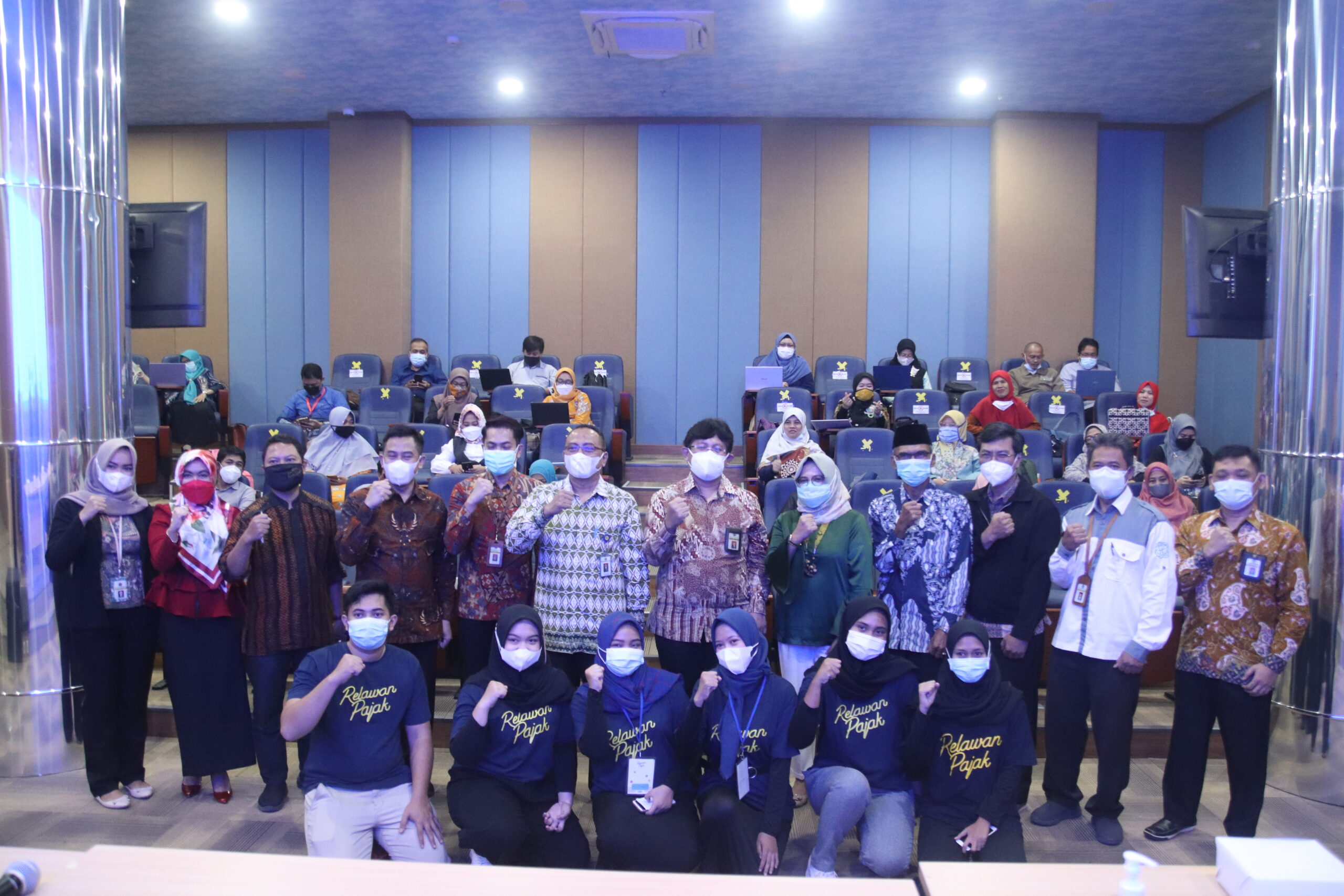 Wujudkan Generasi Peduli Pajak, Untirta dan DJP Banten Gelar Bimtek Inklusi Kesadaran Pajak dan Pelatihan Pembuatan RPS