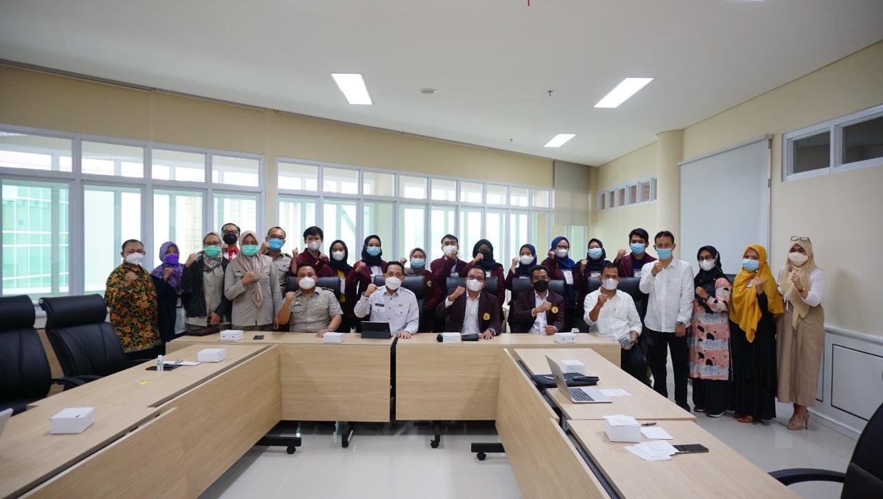 Untirta Implementasikan Merdeka Belajar (150 Mahasiswa Untirta Magang di BPN Provinsi Banten)