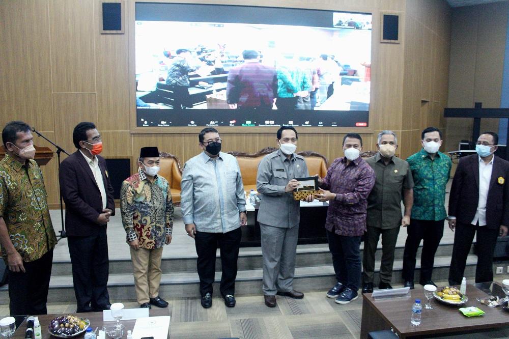 Sosialisasi Diplomasi Soft Power, BKSAP DPR RI Kunjungi Untirta