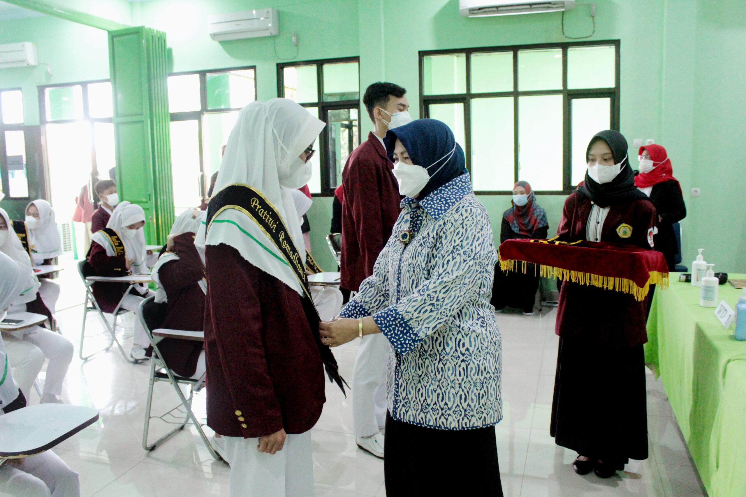 Yudisium Mahasiswa Angkatan 2018  Diploma III Keperawatan Fakultas Kedokteran  Universitas Sultan Ageng Tirtayasa Tahun Akademik 2020-2021